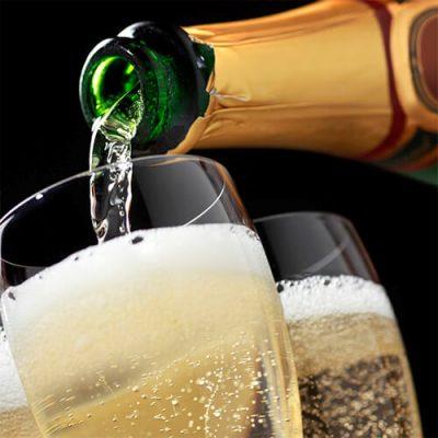 Tarieven Champagne
