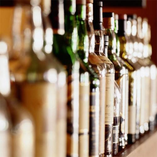 tarieven sterke drank