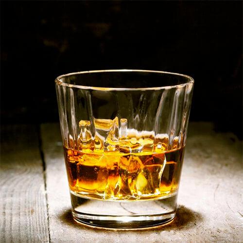 tarieven whiskey