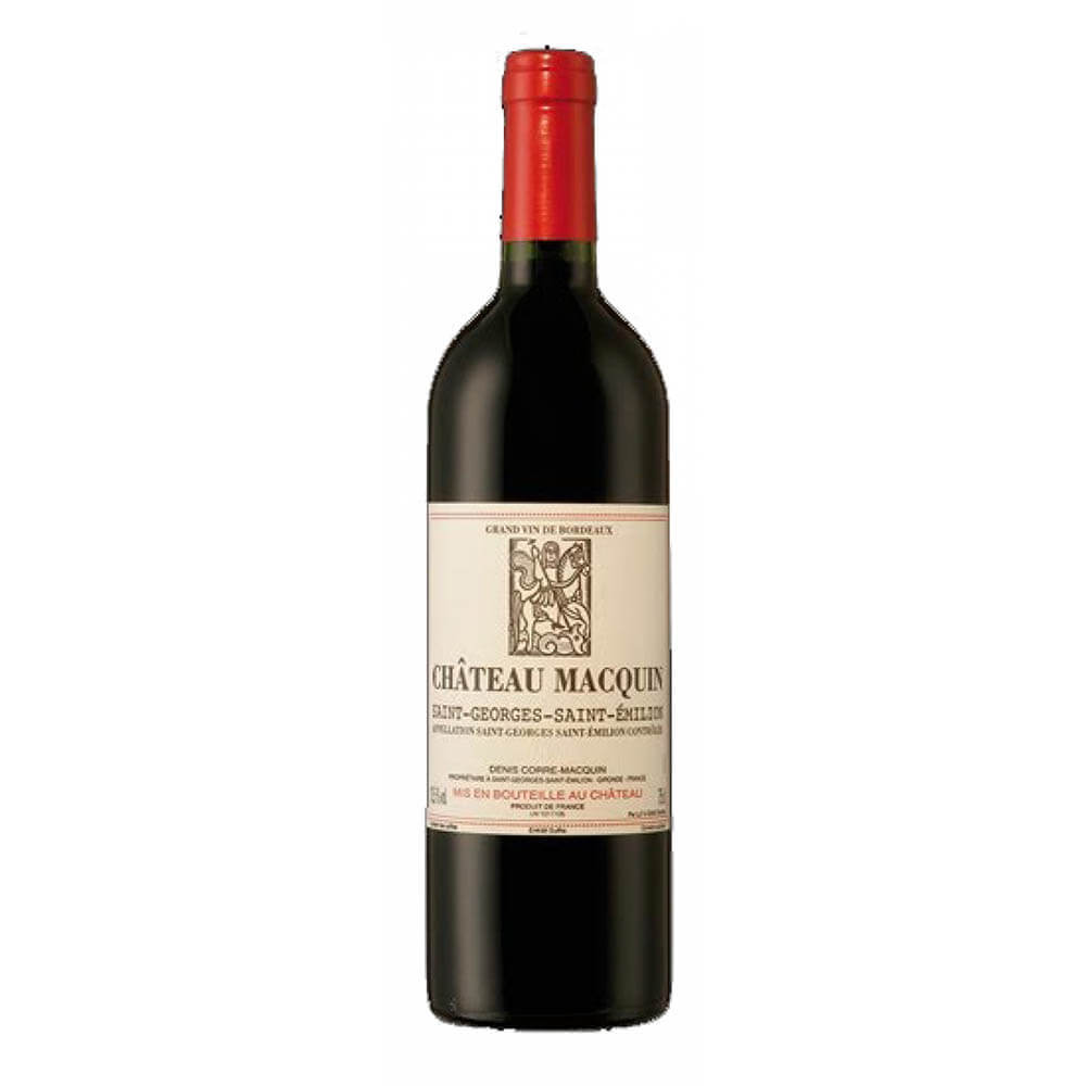 chateau macquin 2012