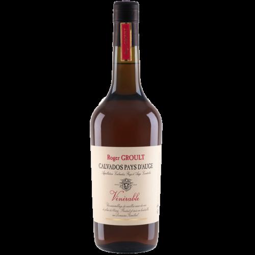 Calvados Roger Groult 20 ans venerable