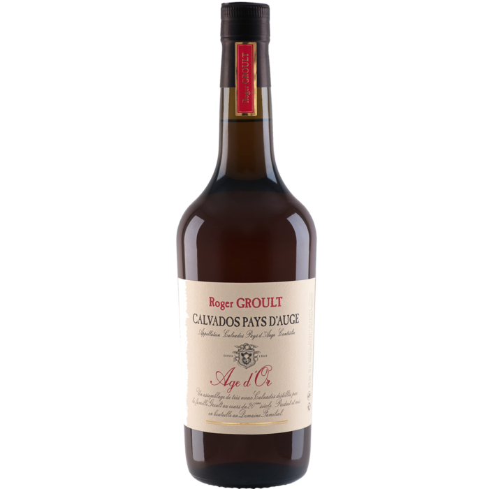 Calvados Roger Groult age d'or